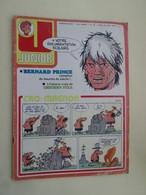 BDSF2013 Revue JUNIOR Du / Couverture Avec BERNARD PRINCE De Lu N°16 De La 24e Année 29/04/1976 , Bon état - Magazines Et Périodiques
