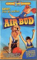 K7 VHS CASSETTE VIDEO - AIR BUD - Enfants & Famille