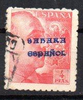 Sello Nº 61 Sahara - Sahara Español