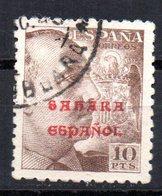 Sello Nº 62 Sahara - Sahara Español