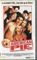 K7 VHS CASSETTE VIDEO - AMERICAN PIE - Cómedia