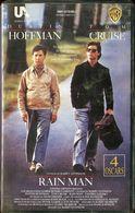 K7 VHS CASSETTE VIDEO - RAIN MAN - Comedy