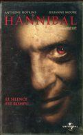 K7 VHS CASSETTE VIDEO - HANNIBAL LE SILENCE EST ROMPU - Action, Aventure
