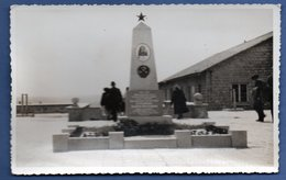 Mauthausen  -- Monument Aux Morts Pour Généraux Soviétiques - Austria