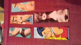 Lot De  5 Marque Pages Signets  Erotiques Des Editions Musardine - Bookmarks