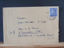 76/352  LETTRE DE DEURNE POUR ALLEMAGNE - 1936-1951 Poortman