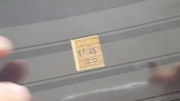LOT 398515  TIMBRE DE FRANCE NEUF* N°88 - Paketmarken