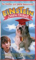 K7 VHS CASSETTE VIDEO - EINSTEIN CHIEN SAVANT - Children & Family