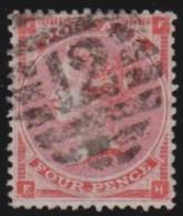 Engeland   .     Yvert       .   58         .    O    .     Gebruikt   .    /    .     Cancelled - 1840-1901 (Victoria)