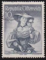 Oostenrijk     .     Yvert        .  734A       .    O    .     Gebruikt - 1945-.... 2de Republiek