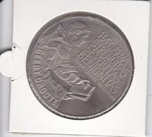 MONEDA DE HOLANDA DE 10 ECU 1990 - GEERT GROTTE CON CERTIFICADO DE GARANTIA EN SU ESTUCHE ORIGINAL - Paises Bajos
