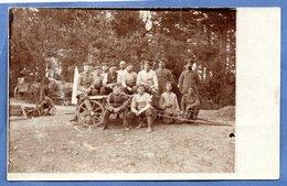 Lituanie - Carte Photo  - Soldats Allemands  - 5/7/1915 -  Nom Du Lieu Au Dos - Guerre 1914-18