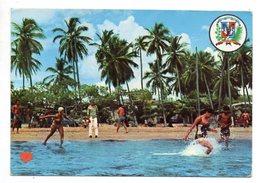 09583-LE-MONTE RIO-AZUA-(Républica Dominicana)-Playa------------animée - Ansichtskarten