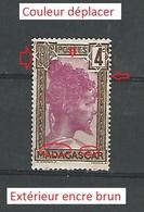 1930 RF POSTÉES  4C MADAGASCAR NEUF* GOMME DOS CHARNIÈRE TB - Unused Stamps