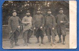 Königsbrück -  Kriegsgefangenensendung  - Carte Photo Prisonniers Français  -  Abimée - Koenigsbrueck