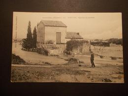Carte Postale -  SORGUES (84) - Inondations 9/11/1907 - Quartier De Lacaneau (2242) - Sorgues