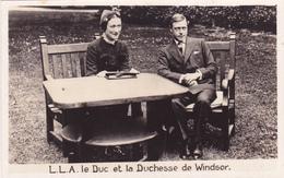 CPA 37 MONTS - Château De Candé Le 3 Juin 1937 - Mariage De S.A Le Duc De Windsor Edouard 8 Avec Wallis Simson Warfield - France