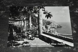 2389- Amalfi  Veduta Panoramica Dall'Albergo Cappuccini - Salerno