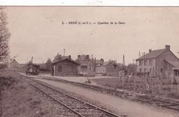 35-HEDE-QUARTIER DE LA GARE - Autres Communes
