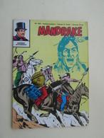 BDSF2013 Fascicule MANDRAKE MONDES MYSTERIEUX Editions Des Remparts N°235 à 1969 , TB état , Vu à 5 € Sur I-B !!!!! - Mandrake