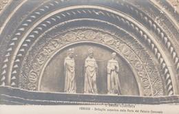 PERUGIA ILLUSTRATA-FOTO TILLI-CARTOLINA VERA FOTOGRAFIA-ANNO 1906-1915 - Perugia