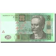 Billet, Ukraine, 20 Hryven, 2005, 2005, KM:120b, SUP - Ukraine