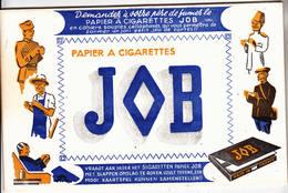 Vloeipapier Tabak Papierwaren Sigarettenpapier Job Papier A Cigarettes - Tobacco