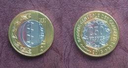 COMORES - 250 FRANCS Bicolore - 2013 - Comoros