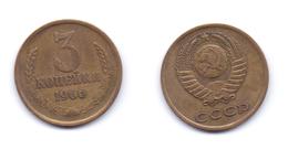 Russia 3 Kopeks 1966 - Russia