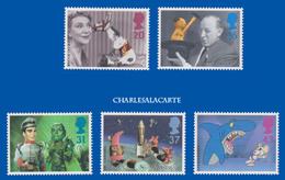 GREAT BRITAIN 1996  CHILDRENS TELEVISION SERIES  U.M. S.G. 1940-1944  N.S.C. - Nuovi