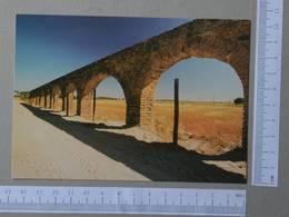 PORTUGAL - AQUEDUTO DO MONTE DA BARCA -  CORUCHE -   2 SCANS  - (Nº22716) - Santarem