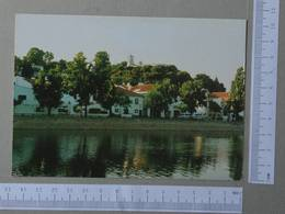PORTUGAL - VISTA PARCIAL DA VILA -  CORUCHE -   2 SCANS  - (Nº22722) - Santarem