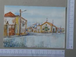 PORTUGAL - CAPELA DE Sº ANTONIO -  GOLEGÃ -   2 SCANS  - (Nº22739) - Santarem