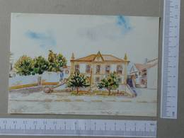 PORTUGAL - MUSEU MARTINS CORREIA -  GOLEGÃ -   2 SCANS  - (Nº22741) - Santarem