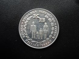 INDONÉSIE : 5 RUPIAH  1974  KM 37   SUP+ - Indonésie