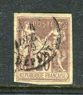 Rare N° 67 Non Dentelé - Cachet De Paris Départ ( 1879 ) - 1876-1878 Sage (Type I)
