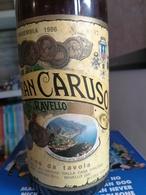 GRAN VINO CARUSO RAVELLO COSTIERA AMALFITANA - ANNI 70 - Wine