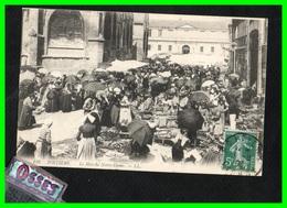 - POITIERS -.Marché Notre Dame (recto Verso) - Poitiers