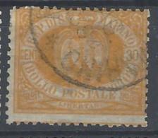 San Marino - 1892 - Usato/used - Ordinari - Mi N. 16 - Gebruikt