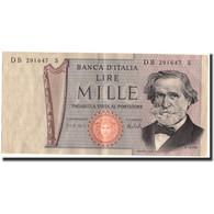 Billet, Italie, 1000 Lire, 1969, 1969, KM:101a, SPL - [ 2] 1946-… : Républic