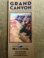 Grand Canyon 2012 Advertising - Werbung