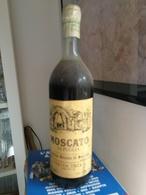 MOSCATO AMABILE DI PUGLIA - BARLETTA - ANNI 70 - Wine