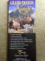 Grand Canyon Ranch 2012 Advertising - Advertising