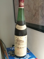 CILENTO BIANCO (FIANO) PAESTUM - VENDEMMIA 1977 - Wine