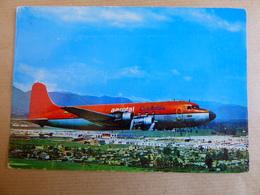 AEROTAL  COLOMBIA  DC 4  HK 136  /  EDITION MOVIFOTO - 1946-....: Era Moderna