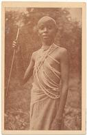 URUNDI - Type Mututsi, Jeune Noble - Missions Des Pères Blancs - Ruanda-Urundi