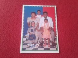 TARJETA POSTAL POST CARD POSTCARD CARTE POSTALE ESPERANTO UEA ÁFRICA FAMILIA TOGOLESA TOGO AFRIKO FAMILY FAMILIO VER FOT - Esperanto