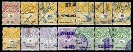 NETHERLANDS, Stamp Duty, */o M/U, F/VF - Revenue Stamps