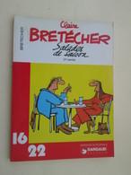 BDSF2013 BRETECHER DARGAUD 16/22 N°49  SALADES DE SAISON 2e Partie , Très Bon état , Coté 5€ - Gotlib