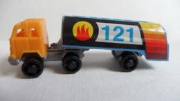 Kinder Allemand  Sattelschlepper 1984 - Mountables